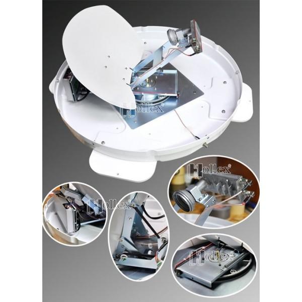 Parabola motorizzata automatica camper cupola tipo camos for Parabola motorizzata prezzi