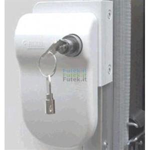 Blocca Porte 3 Pezzi Safe Door Frame 3 Fiamma Antifurto